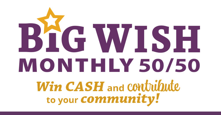 Big Wish 50 50